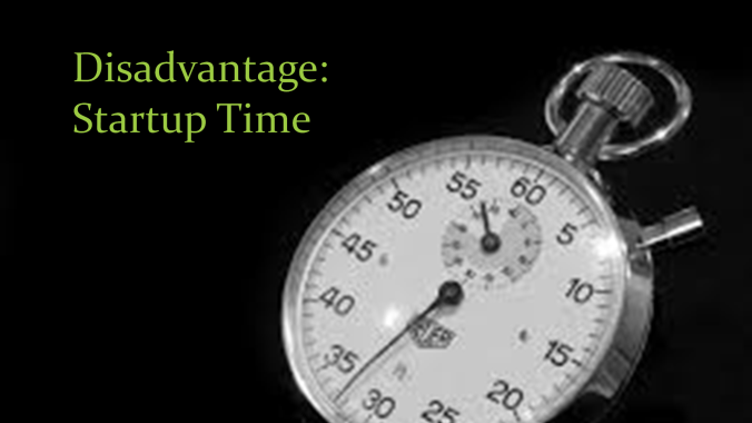 disadvantage-serverless-startup-time